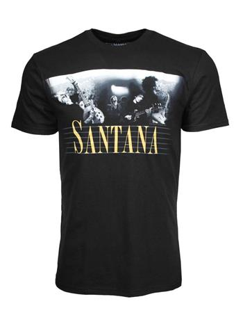 Carlos Santana Carlos Santana Here and Then T-Shirt