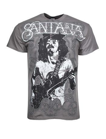 Buy Santana Vintage Peace T-Shirt by Carlos Santana