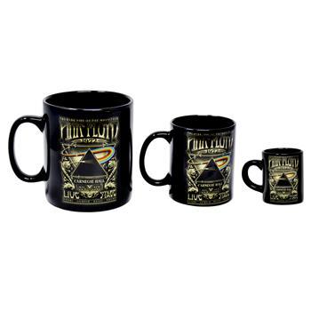 Pink Floyd Carnegie Hall Giant, Standard & Mini Mug