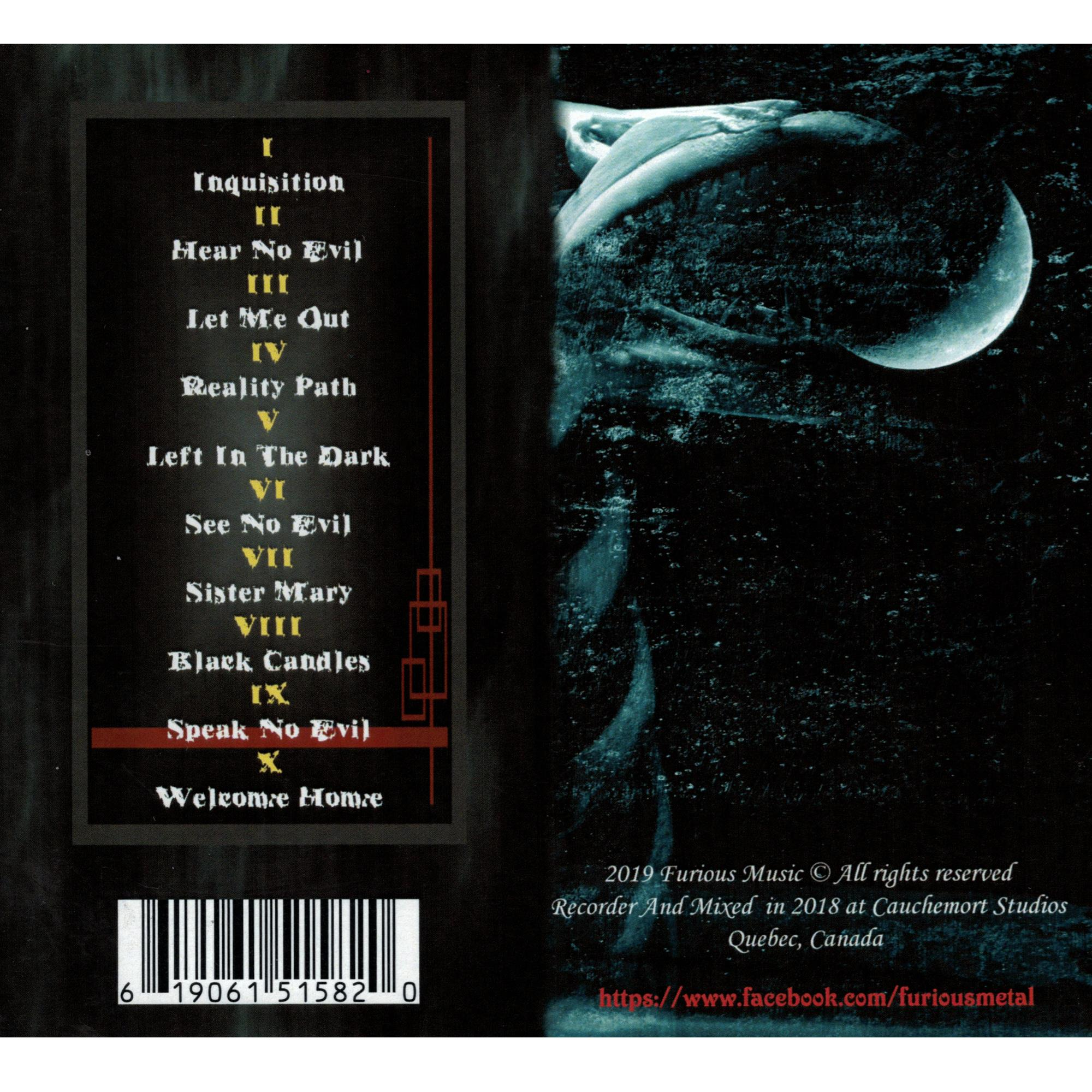 Cauchemort CD
