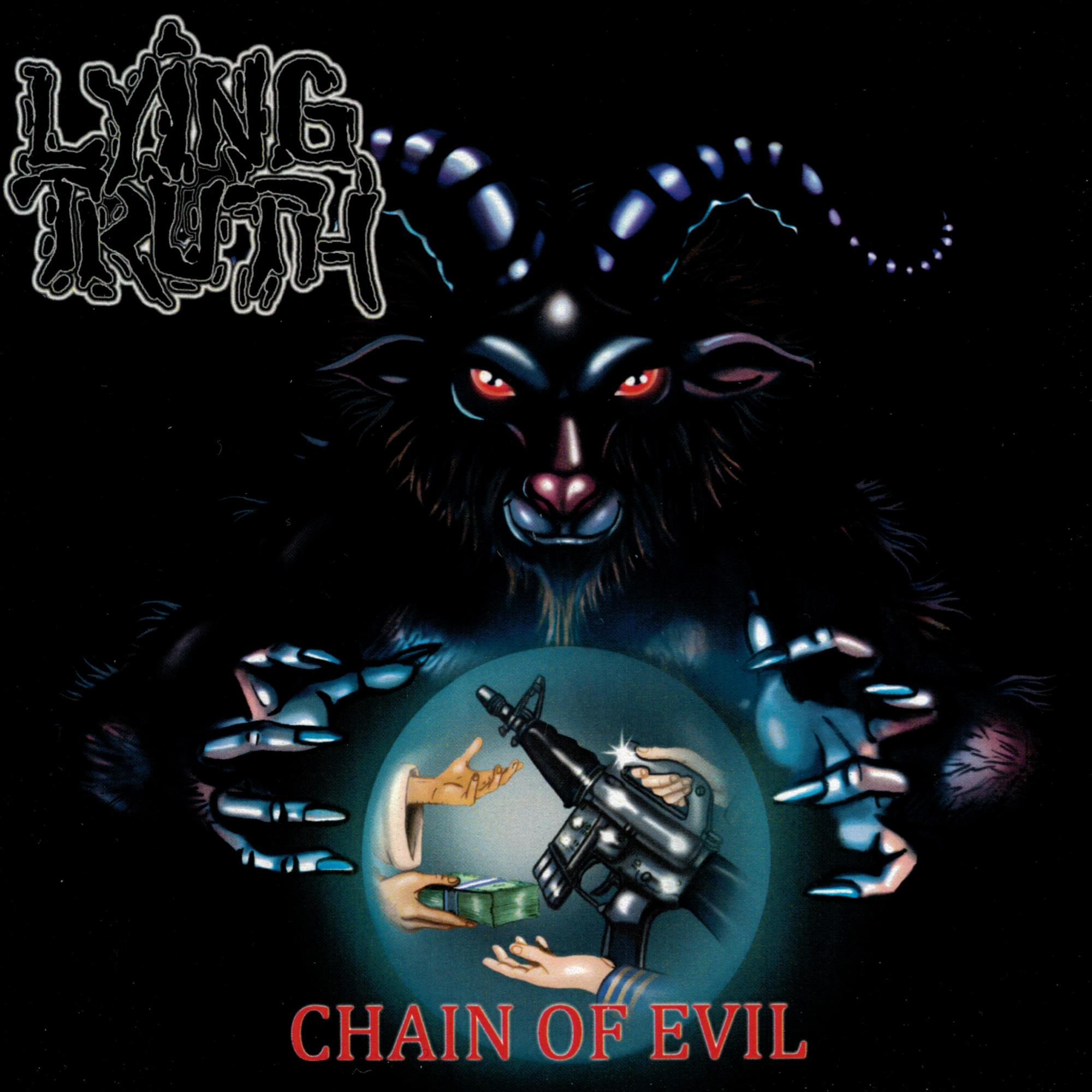 Chain Of Evil CD