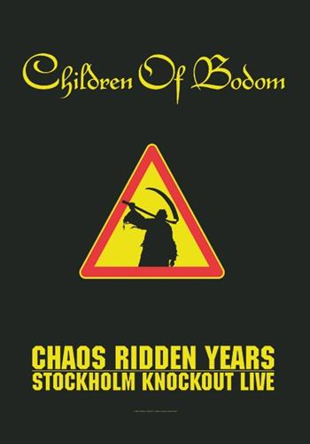 Children Of Bodom Chaos Ridden Years Flag