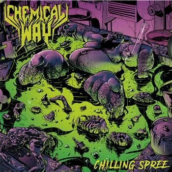 Chemical Way Chilling Spree CD