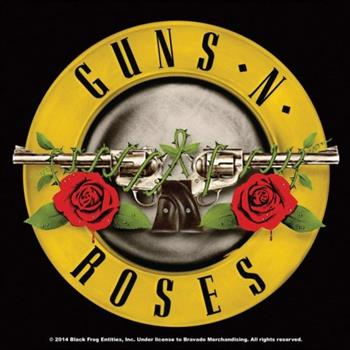 Buy Circular Logo Coaster by Guns 'n' Roses
