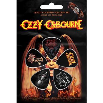 Ozzy Osbourne Classic Logos