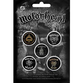 Motorhead Classic Logos