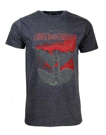 Coheed & Cambria Coheed and Cambria Death Moon T-Shirt