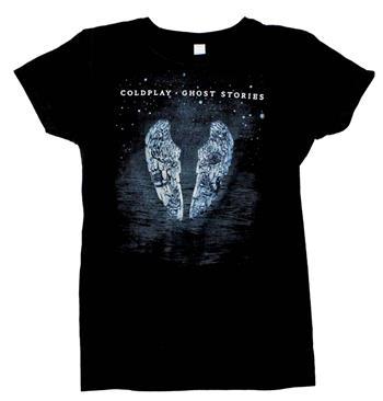 Buy Coldplay Ghost Stories Juniors Tee by Coldplay