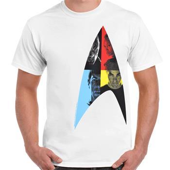 Star Trek Color Logo