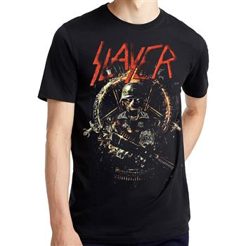 Slayer Comic Book Cover T-shirt