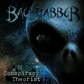 Buy Conspiracy Theorist CD by Backstabber