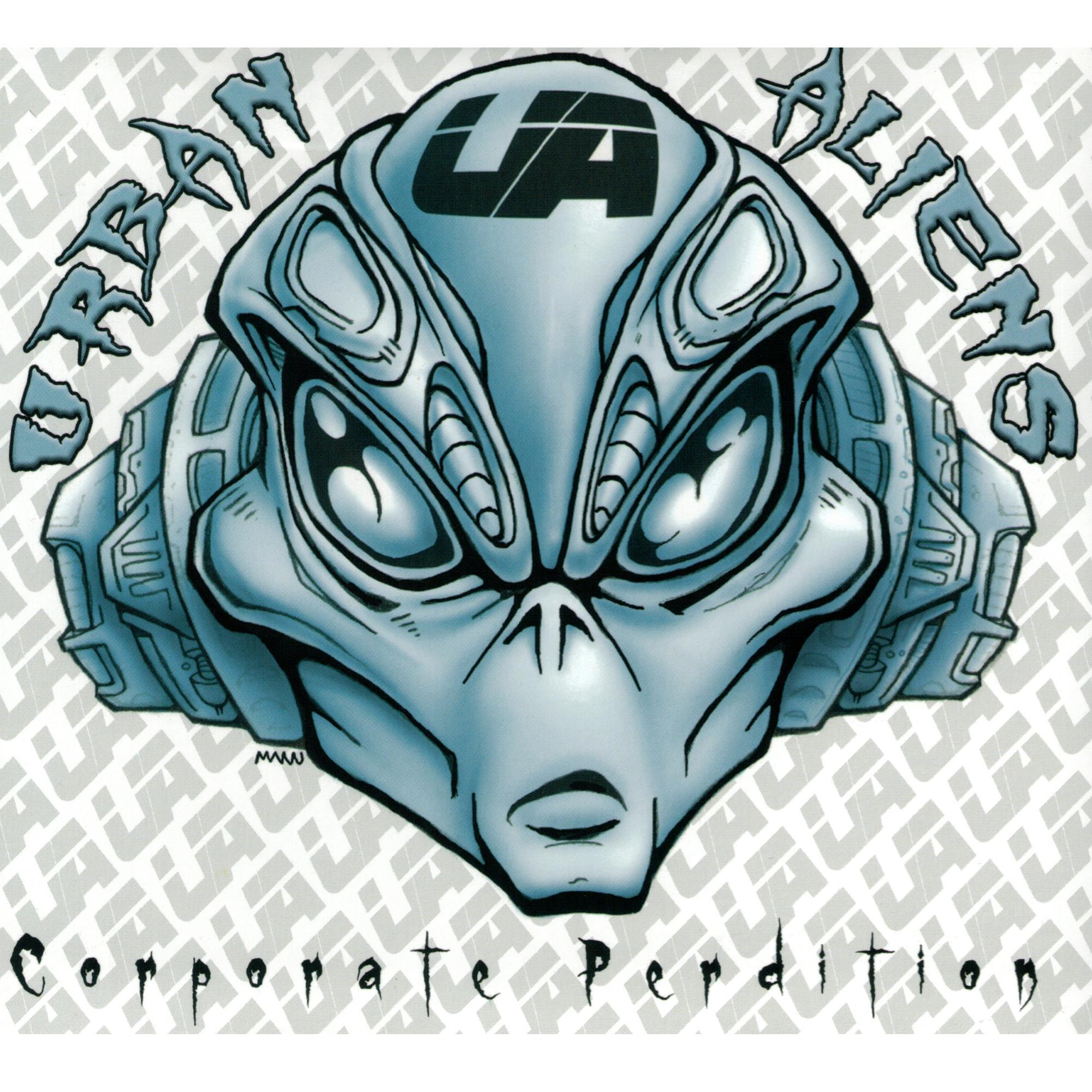 Corporate Perdition CD