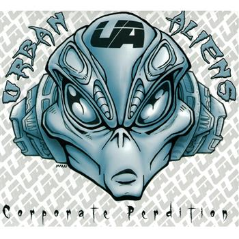 Buy Corporate Perdition CD by Urban Aliens