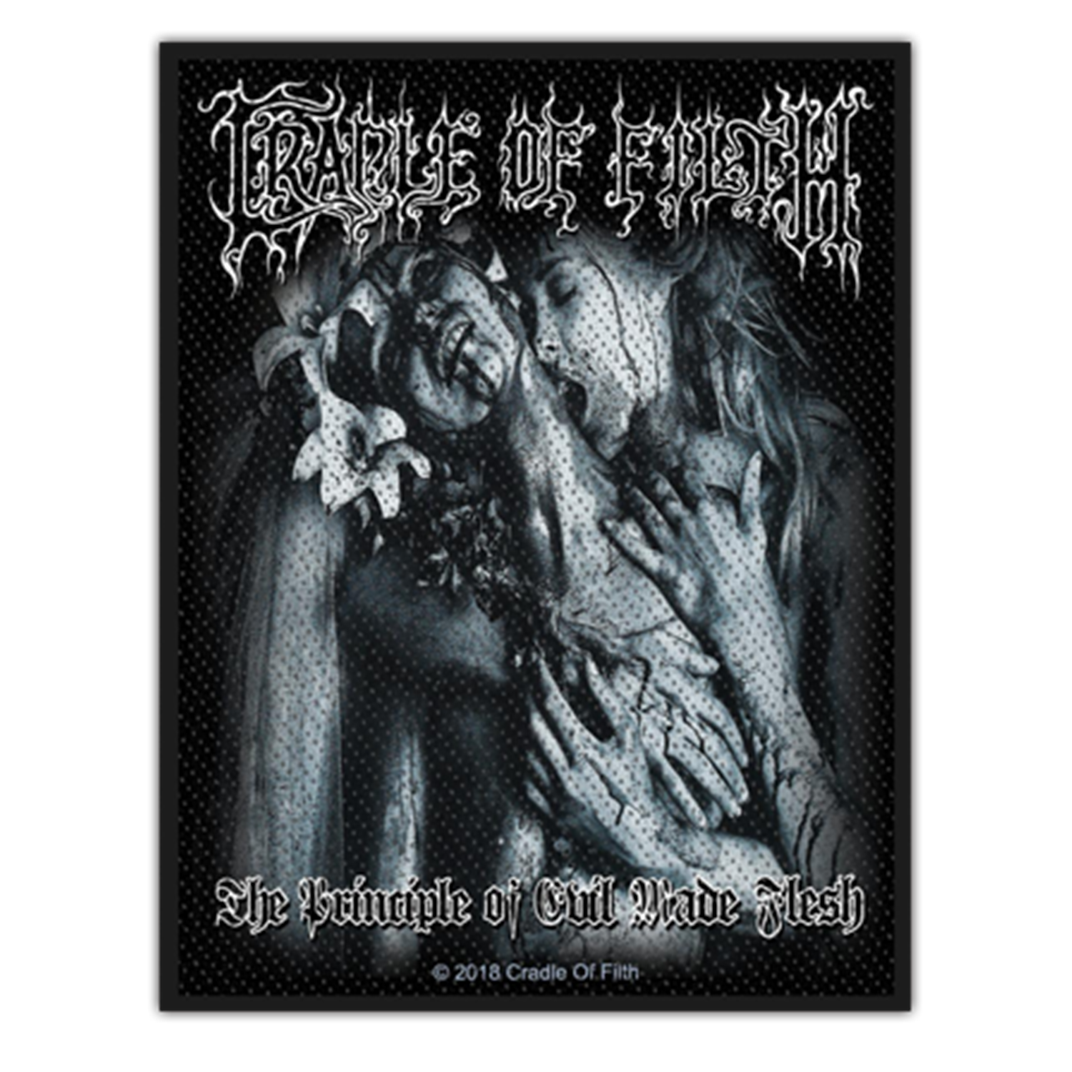 The Principle Of Evil Made Flesh Patch