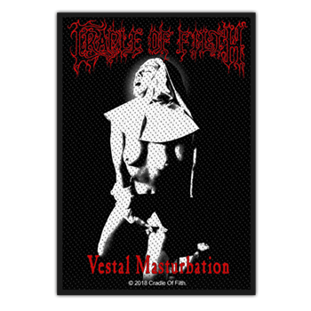 Cradle Of Filth Vestal Masturbation Patch