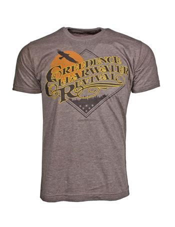 Creedence Clearwater Revival Creedence Clearwater Revival Bayou Country T-Shirt