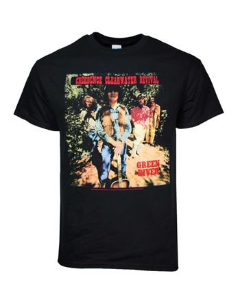Creedence Clearwater Revival Creedence Clearwater Revival Green River T-Shirt