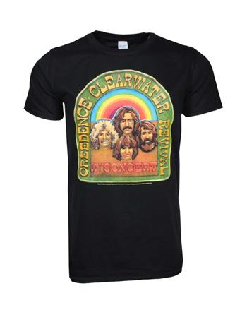 Creedence Clearwater Revival Creedence Clearwater Revival In Concert T-Shirt