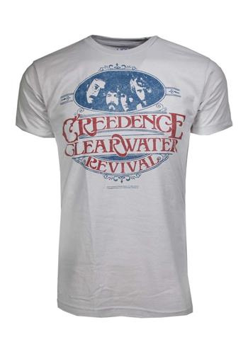 Buy Creedence Clearwater Revival Travelin Band T-Shirt by Creedence Clearwater Revival
