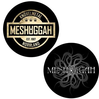 Buy Crest/Spine Slipmat by Meshuggah