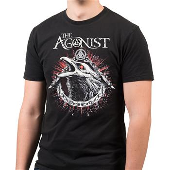 Buy Crow T-Shirt by Agonist (the)