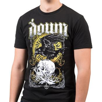 Down Crow (Import) T-Shirt