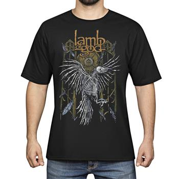 Lamb Of God Crow Skeleton