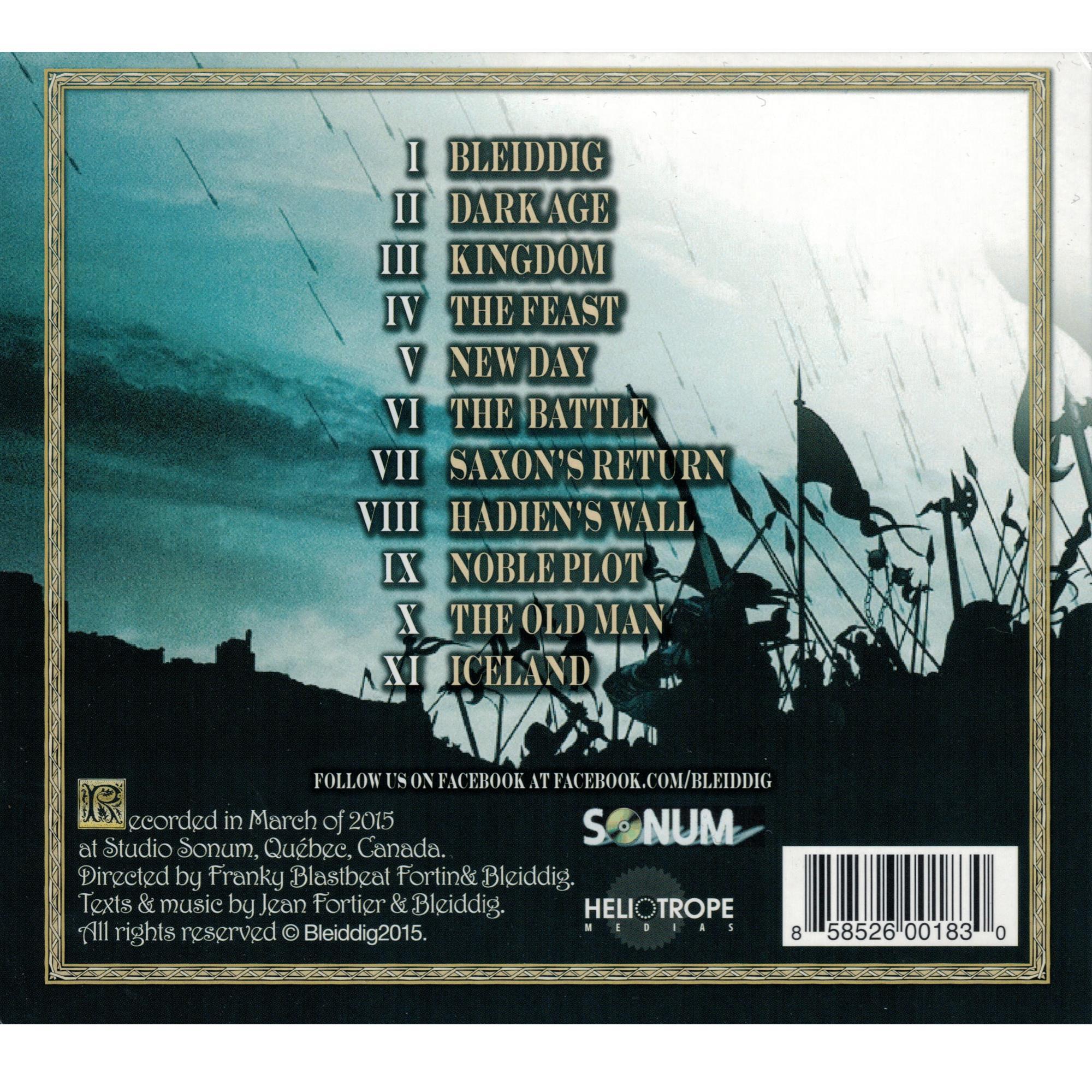 Dark Age CD