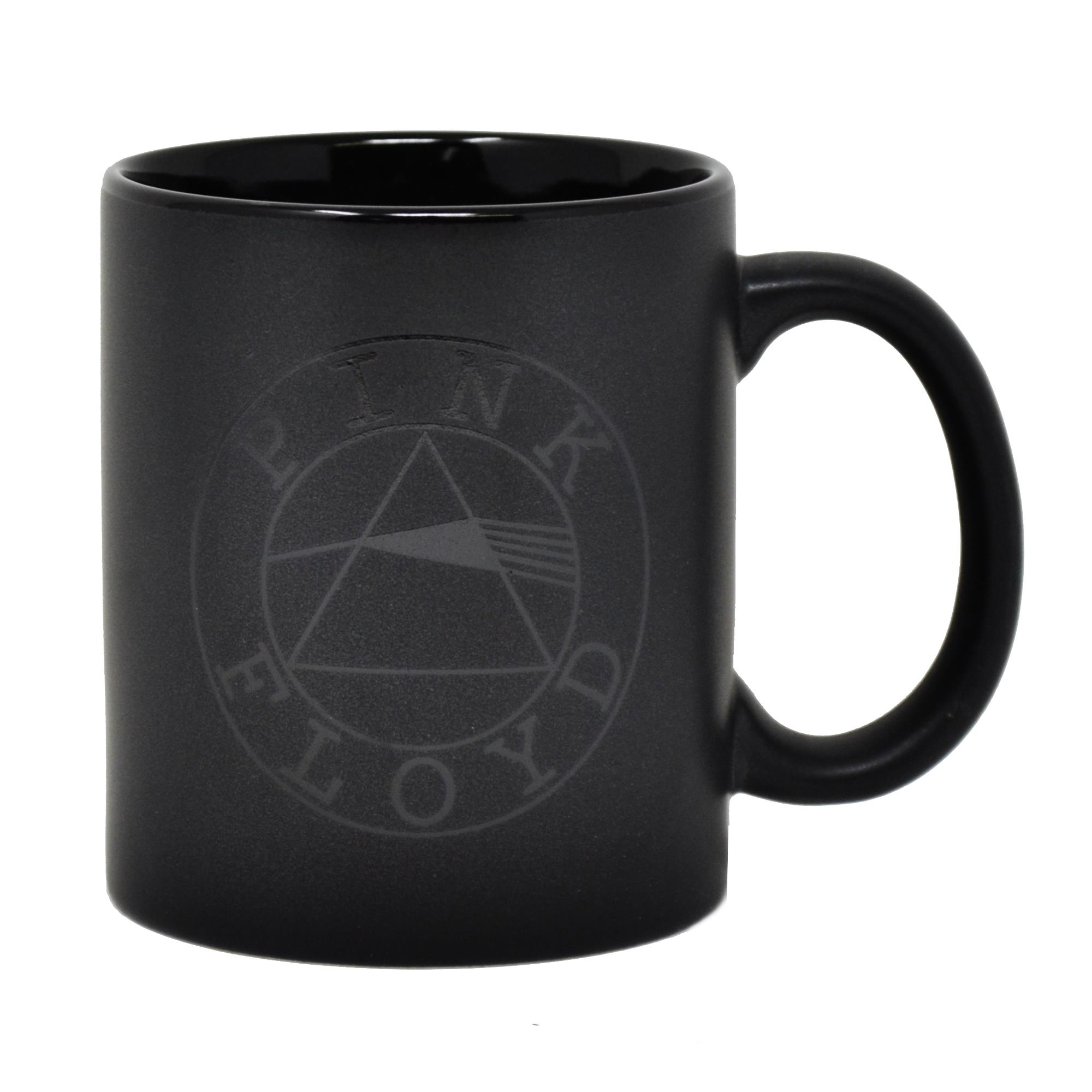 Dark Side Of The Moon Black Mug