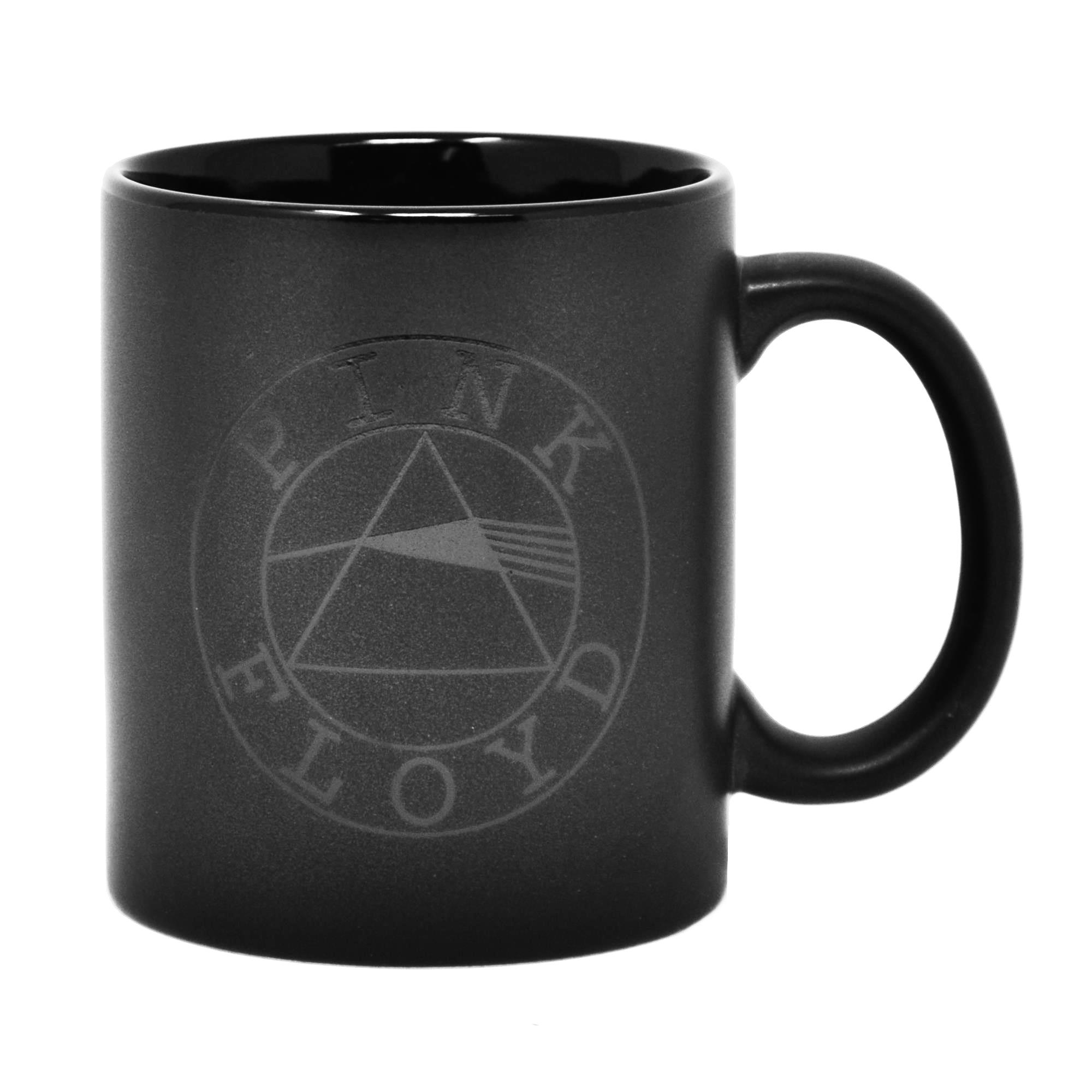 Dark Side Of The Moon Black Mug