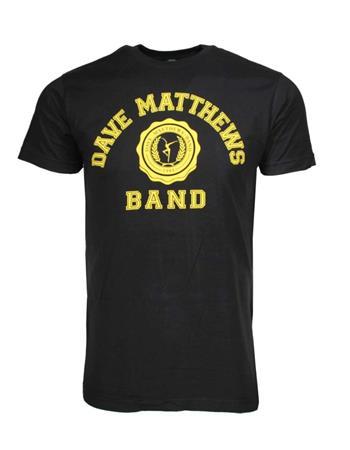 Dave Matthews Dave Matthews Band Collegiate Logo T-Shirt