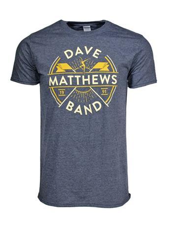 Dave Matthews Band Dave Matthews Band Flag T-Shirt