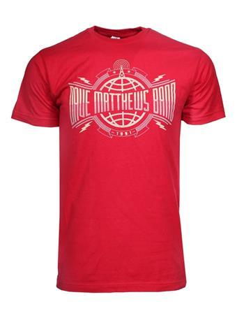 Dave Matthews Band Dave Matthews Band Radio Tower Soft T-Shirt
