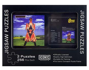 Buy David Bowie Earthling Dual Puzzle Pack (2 Puzzles) by David Bowie