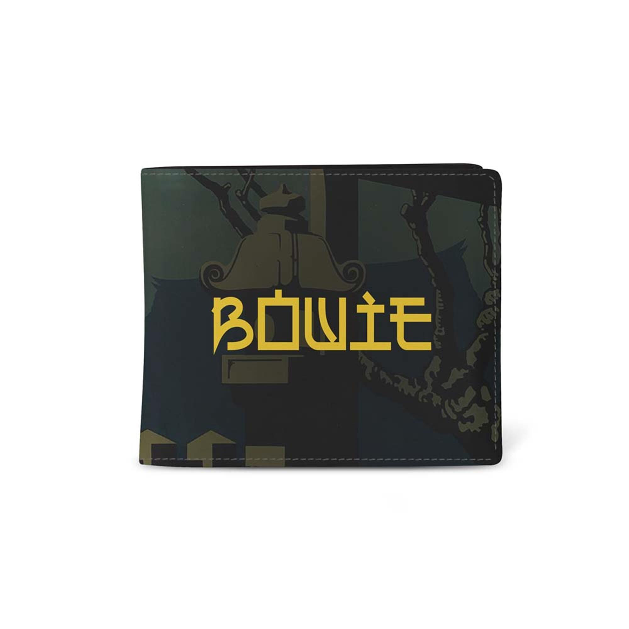 David Bowie Japan Tour Wallet