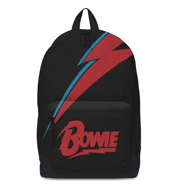 David Bowie David Bowie Lightning Classic Backpack