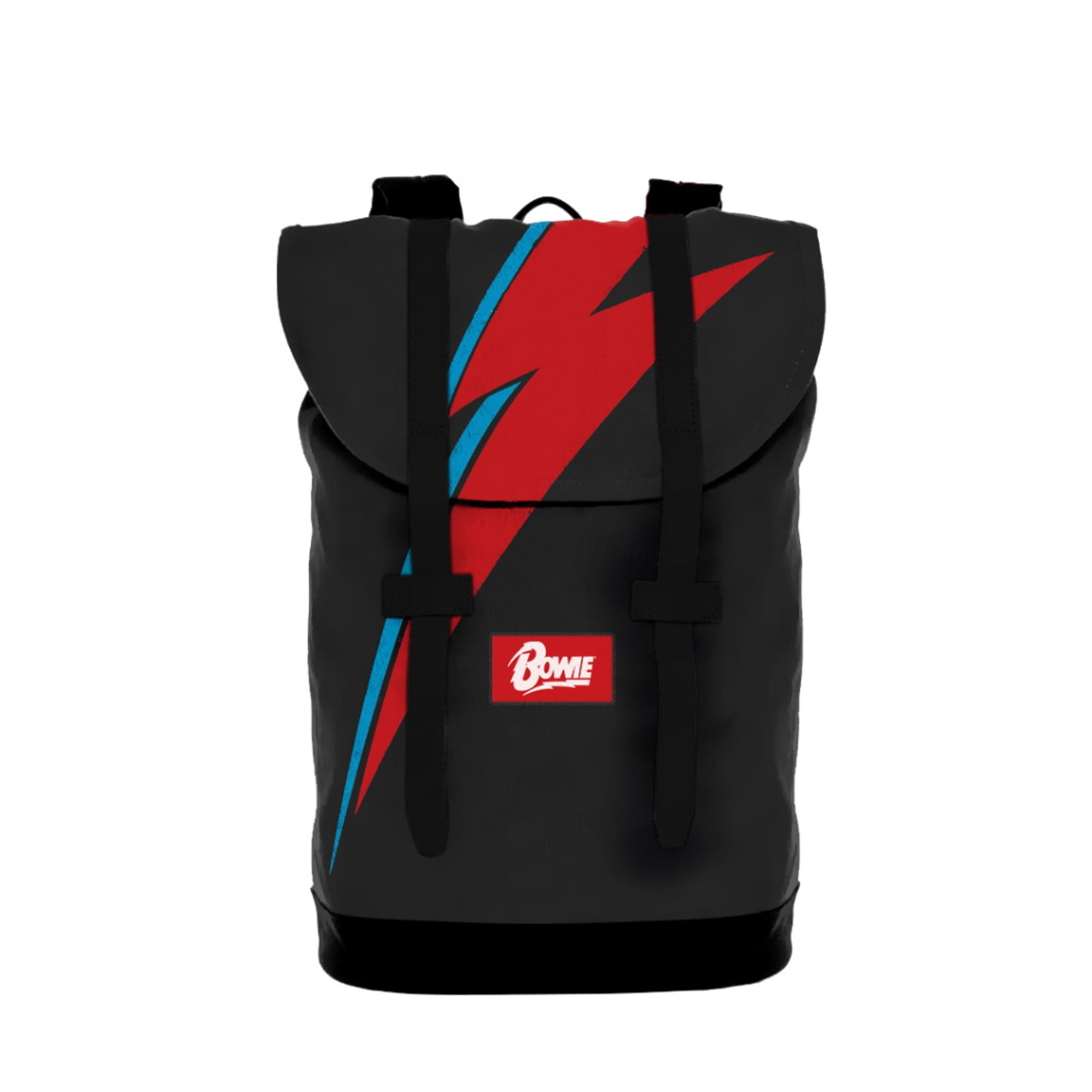 David Bowie Lightning Heritage Backpack