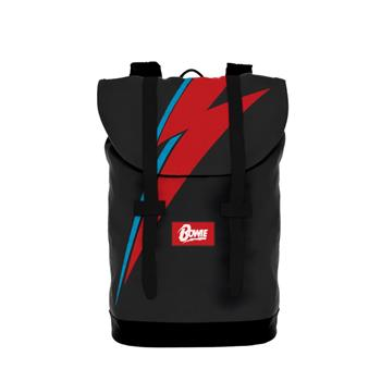 Buy David Bowie Lightning Heritage Backpack by David Bowie