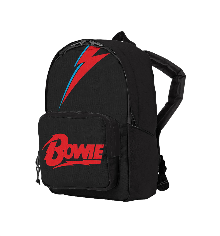 David Bowie Lightning Kids Backpack