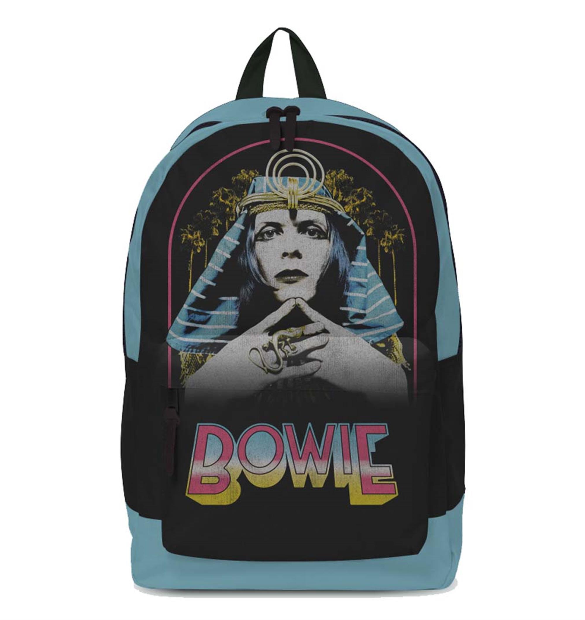 David Bowie Pharoah Classic Backpack