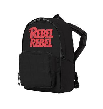 David Bowie David Bowie Rebel Rebel Kids Backpack