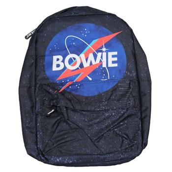 David Bowie David Bowie Space Classic Backpack