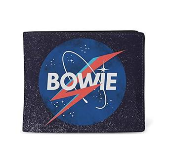 Buy David Bowie Space Wallet by David Bowie