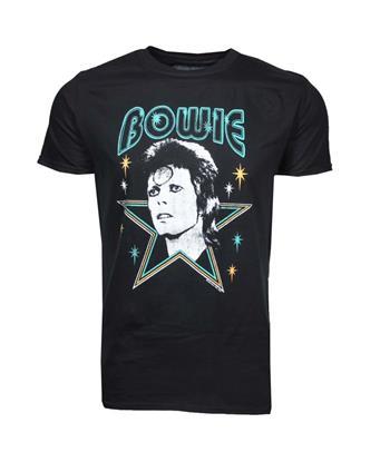 David Bowie David Bowie Stars T-Shirt