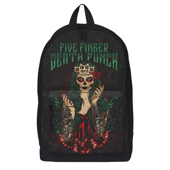 Five Finger Death Punch Day Of The Dead Backpack