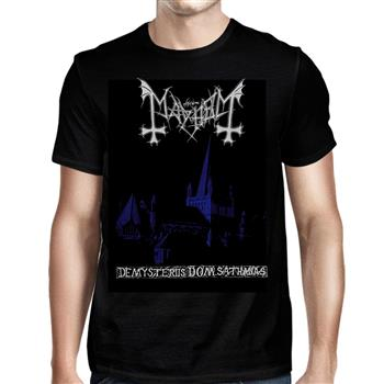 Buy De Mysteriis Dom Sathanas (Import) by Mayhem
