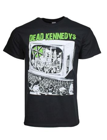 Dead Kennedys Dead Kennedys 2016 Invasion T-Shirt