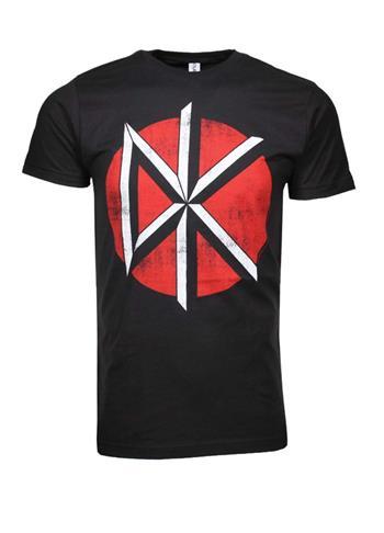 Dead Kennedys Dead Kennedys Distressed Logo T-Shirt