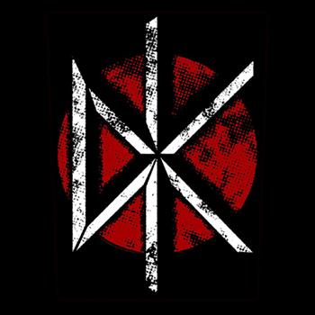 Dead Kennedys Vintage DK Logo