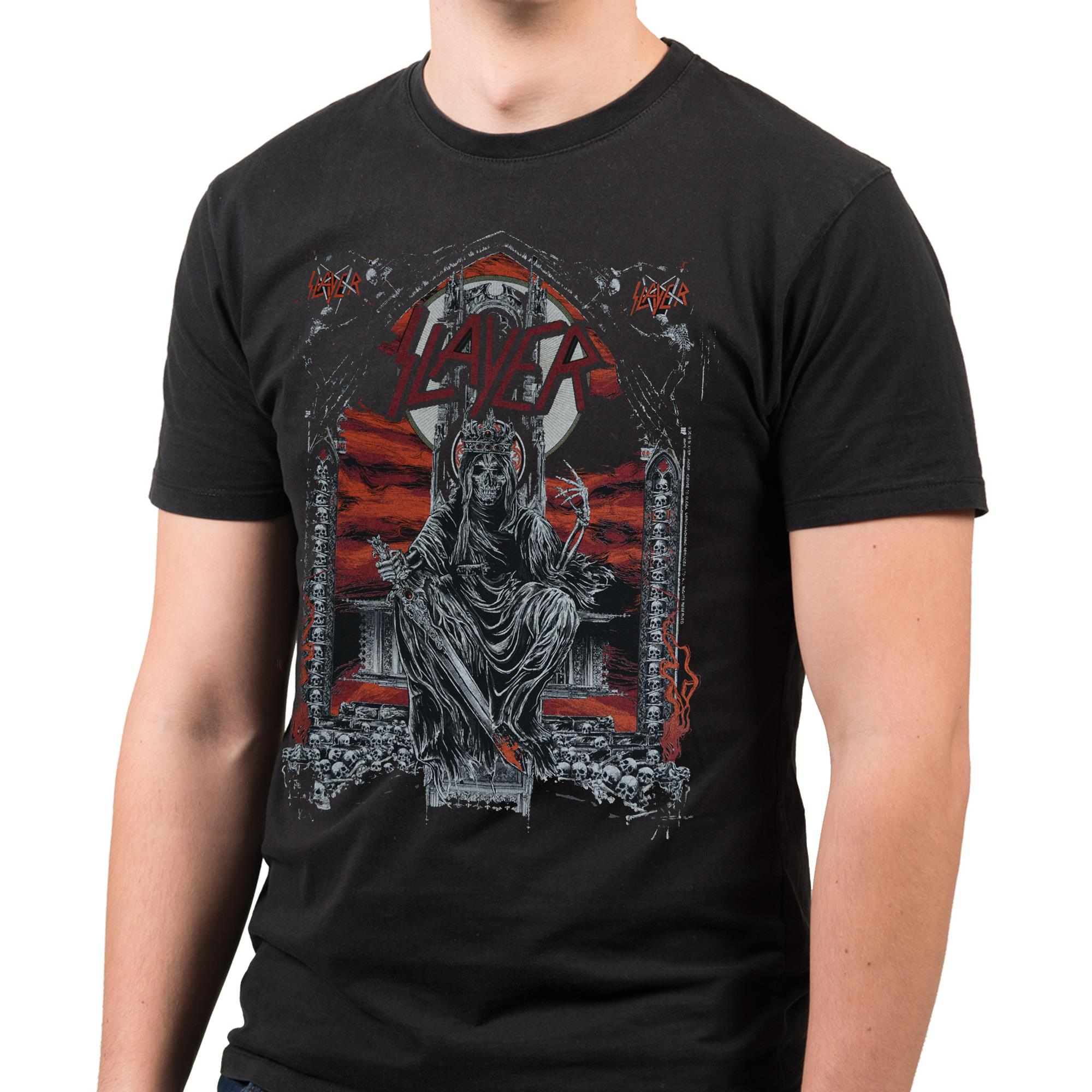 Death Enthroned